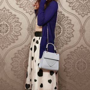 Coccinelle Italy mini leather bag